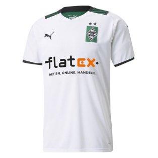2021-2022 Borussia MGB Home Shirt