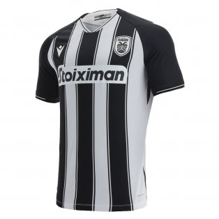 2021-2022 PAOK Salonika Home Shirt