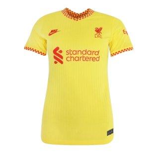Liverpool 2021-2022 Womens 3rd Shirt