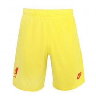 Liverpool 2021-2022 3rd Shorts (Yellow)