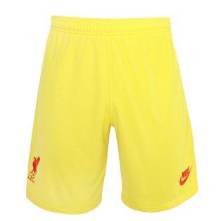 Liverpool 2021-2022 3rd Shorts (Yellow) - Kids