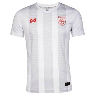 2021-2022 Myanmar Away Shirt