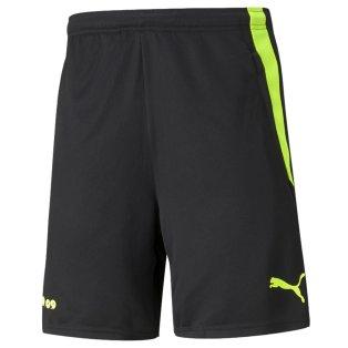 2021-2022 Borussia Dortmund Training Shorts Zip (Black)