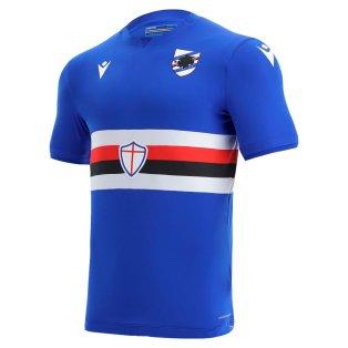 2021-2022 Sampdoria Home Shirt