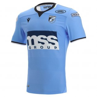 2021-2022 Cardiff Blues Home Rugby Shirt