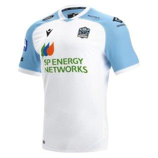 2021-2022 Glasgow Warriors Away Rugby Shirt