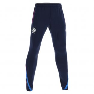 2021-2022 Scotland Fitted Track Pants (Navy)