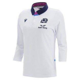 2021-2022 Scotland Away Replica Rugby Shirt (Womens)