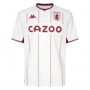 2021-2022 Aston Villa Away Shirt