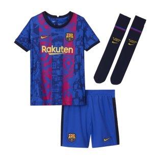 2021-2022 Barcelona Third Mini Kit