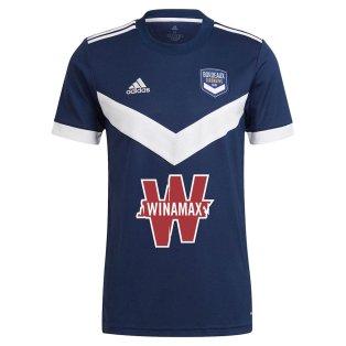 2021-2022 Bordeaux Home Shirt