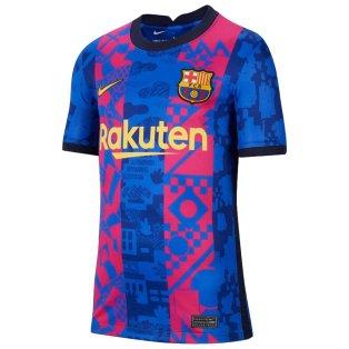2021-2022 Barcelona 3rd Shirt (Kids)