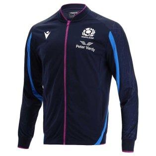 2021-2022 Scotland Anthem Jacket (Navy)