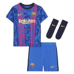 2021-2022 Barcelona Infants 3rd Kit