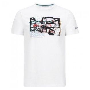 2021 Lewis Hamilton Graphic Tee (White)