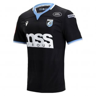 2021-2022 Cardiff Blues Away Rugby Shirt