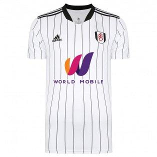 2021-2022 Fulham Home Shirt