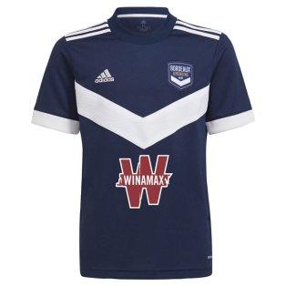 2021-2022 Bordeaux Home Shirt (Kids)