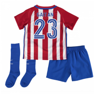 2016-17 Atletico Madrid Mini Kit (Gaitan 23)