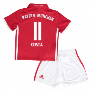 2016-17 Bayern Munich Home Mini Kit (Costa 11)