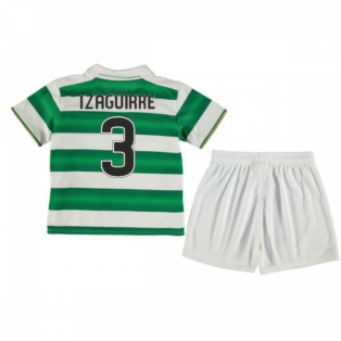 2016-17 Celtic Home Mini Kit (Izaguirre 3)