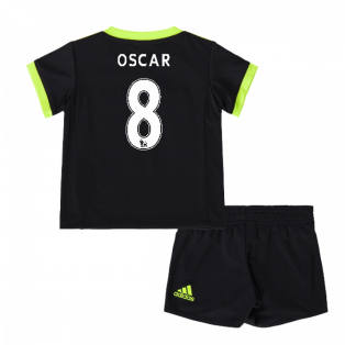2016-17 Chelsea Away Mini Kit (Oscar 8)