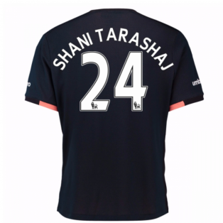 2016-17 Everton Away Shirt (Shani Tarashaj 24)