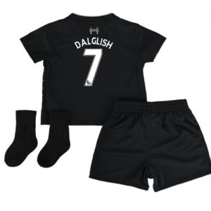 2016-17 Liverpool Away Baby Kit (Dalglish 7)