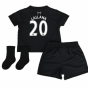 2016-17 Liverpool Away Baby Kit (Lallana 20)