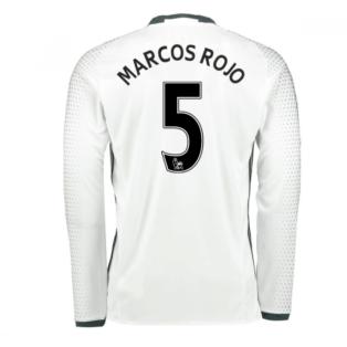 2016-17 Man United Third Shirt (Marcos Rojo 5)