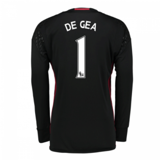 2016-17 Man Utd Home Goalkeeper (De Gea 1) - Kids