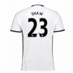2016-17 Man Utd Third Shirt (Shaw 23) - Kids