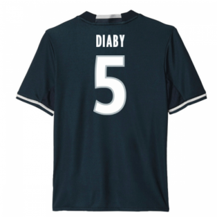 2016-17 Marseille Away Shirt (Diaby 5)