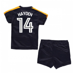 2016-17 Newcastle Away Baby Kit (Hayden 14)