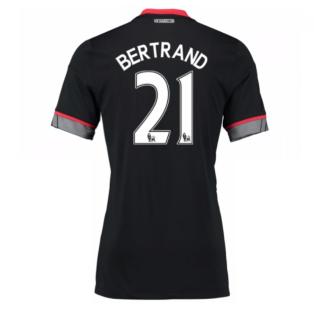 2016-17 Southampton Away Shirt (Bertrand 21)