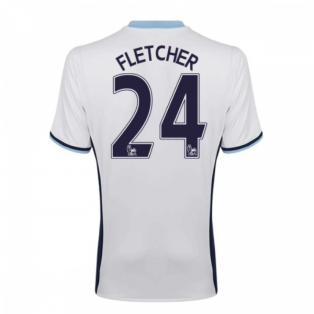 2016-17 West Brom Albion Home Shirt (Fletcher 24)