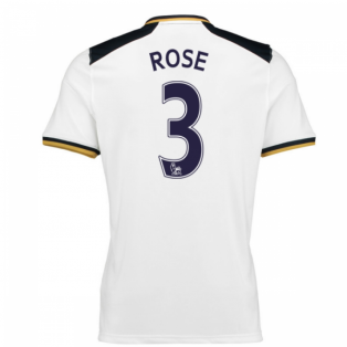 2016-17 Tottenham Home Shirt (Rose 3)