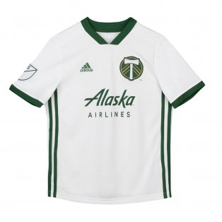 2018 Portland Timbers Adidas Away Football Shirt - Kids