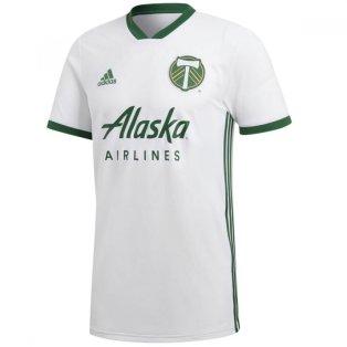 2018 Portland Timbers Adidas Away Football Shirt