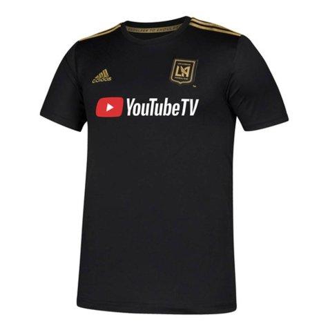 2018 Los Angeles Adidas Home Football Shirt