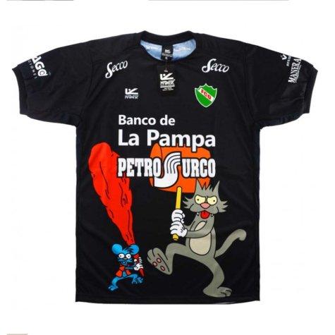 2019-2020 Ferro de General Pico GK Shirt Caprio #1