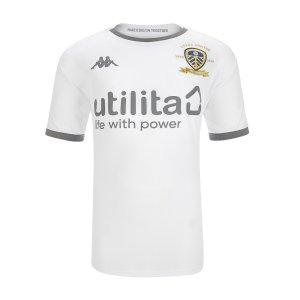 2019-2020 Leeds United Kappa Home Football Shirt - Kids