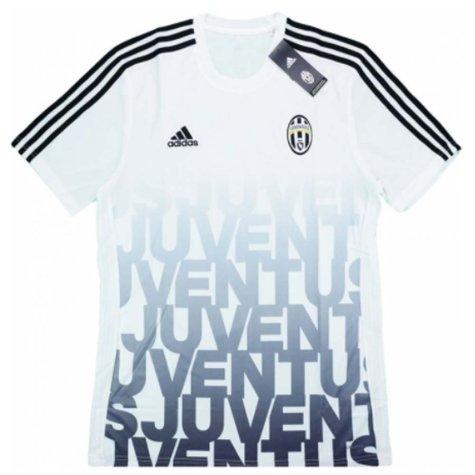 2015-16 Juventus Pre-Match Training Shirt