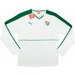 2015-16 Bursaspor Away Long Sleeve Football Shirt