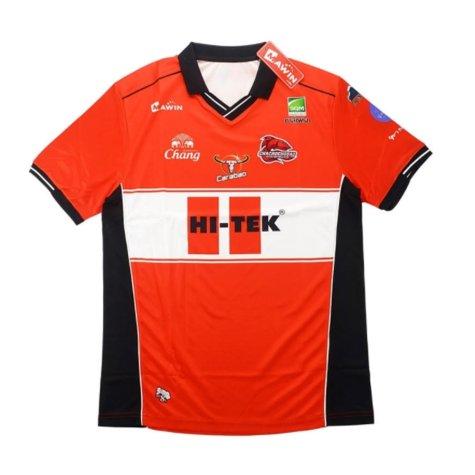 2018 Chachoengsao Hi-Tek FC Mawin Home Football Shirt