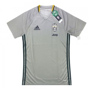 2016-17 Juventus Adidas Training Shirt (Grey)