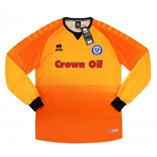 2018-2019 Rochdale Errea Away Goalkeeper Shirt