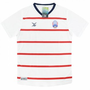 2018-2019 Cambodia Away Football Shirt