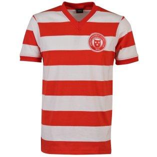 Hamilton Academical 1979-82 Retro Football Shirt