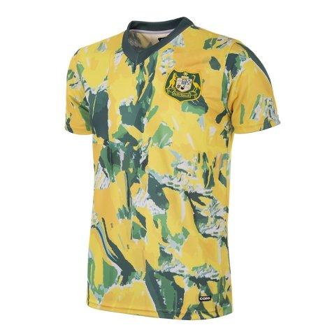 Australia 1990 - 93 Retro Football Shirt